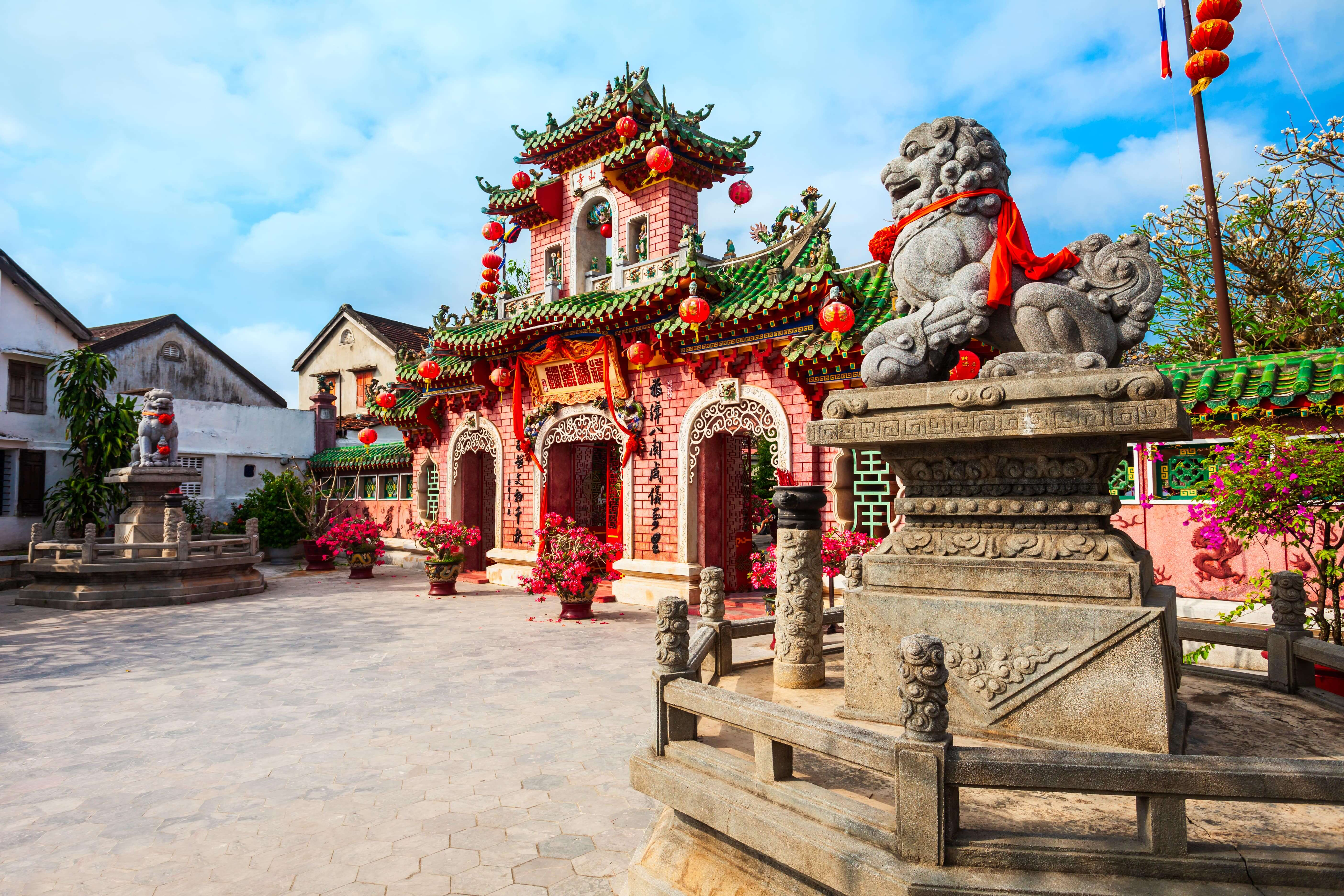 Fujian Assembly Hall in Hoi An