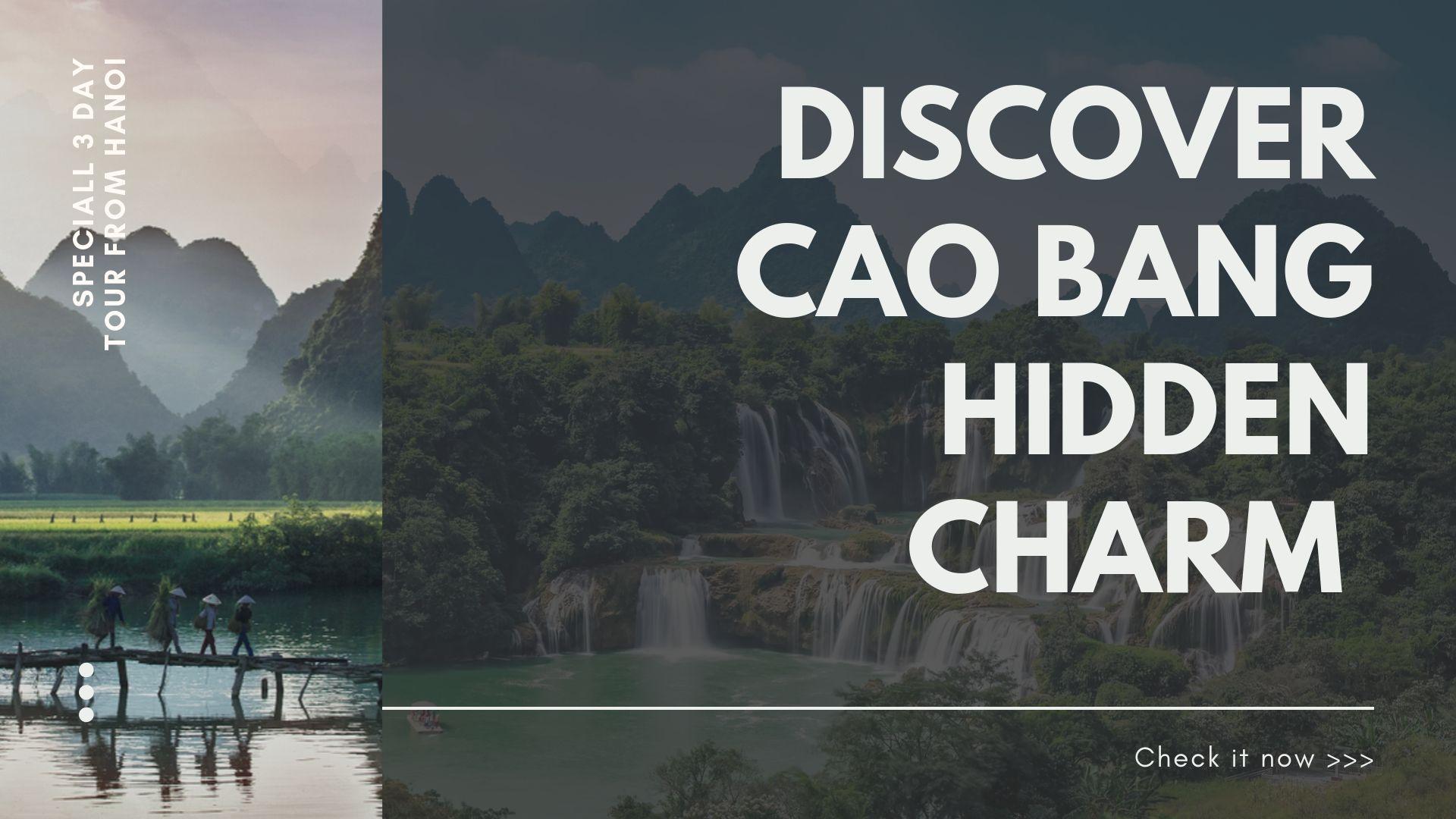 Hanoi tour Ban Gioc