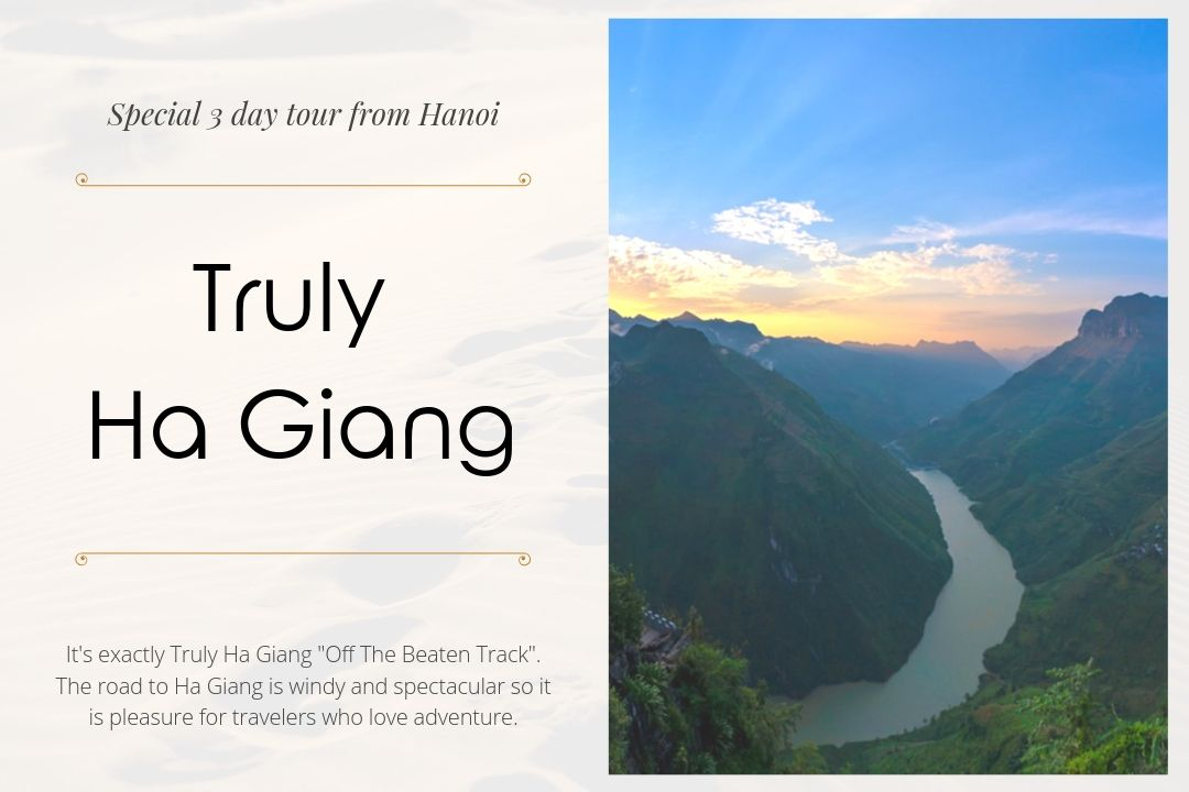 Ha Giang Tour 3 days from Ha Noi