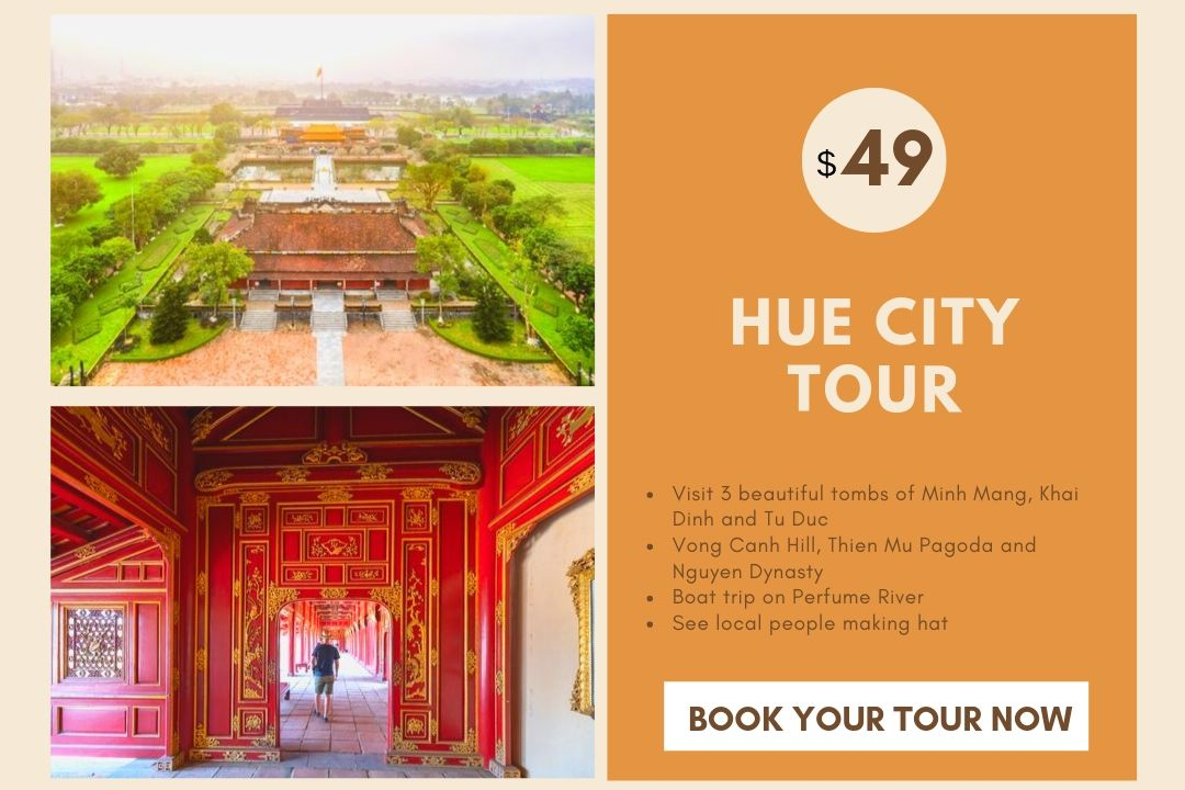 Private full day tour in Hue