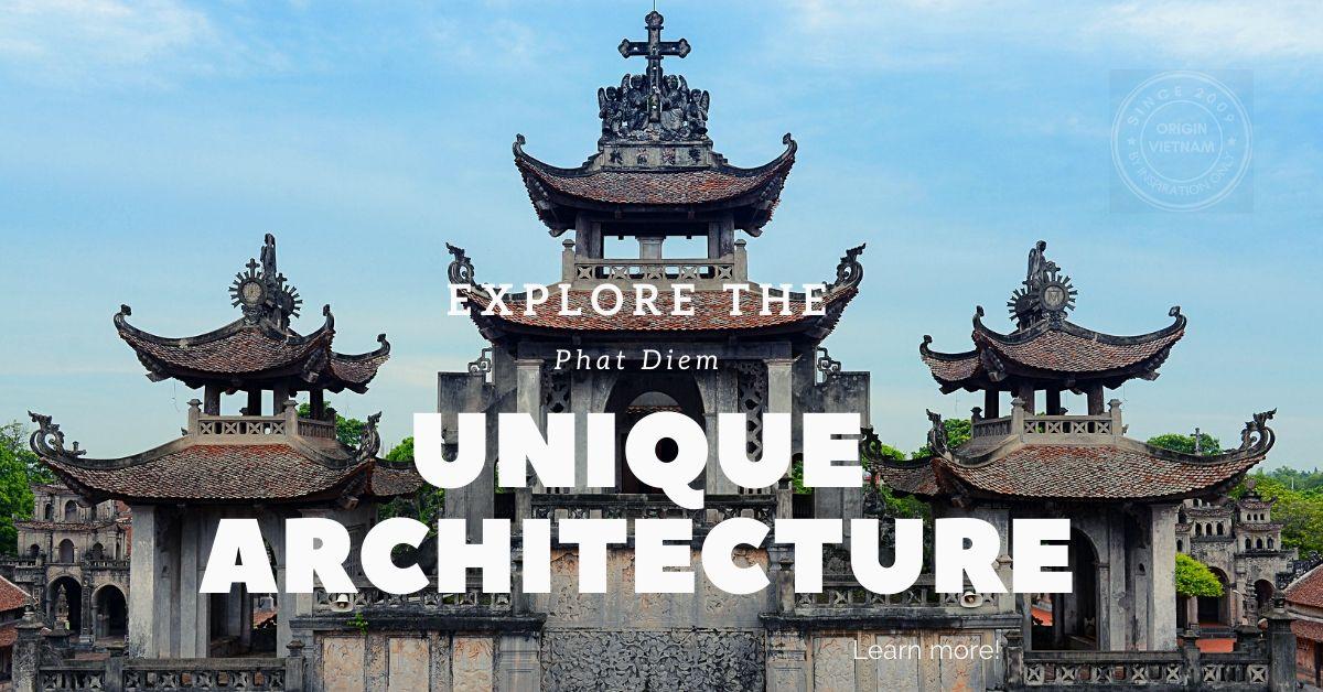 1 day tour to visit Phat Diem Church