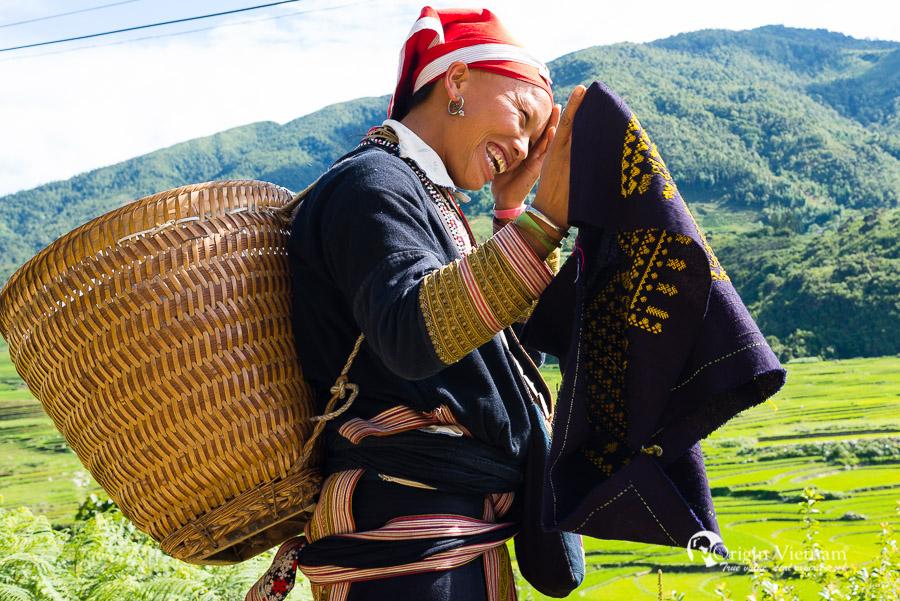 Red Zao in Ta Phin Village