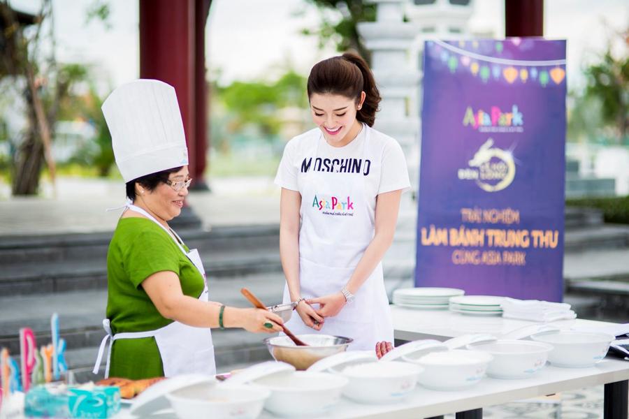 Cooking class in Asia Park - Sun World Da Nang