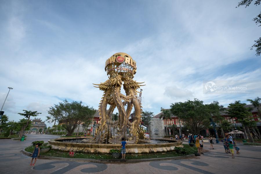 Art Present To Exchange Carnaval Competition Throughout Ha Long Tourism Week, ORIGIN VIETNAM