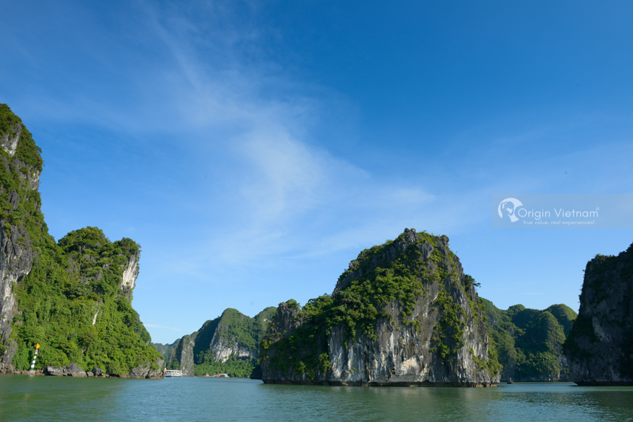 Experiences The Reputation And Quality Tour To Halong Bay