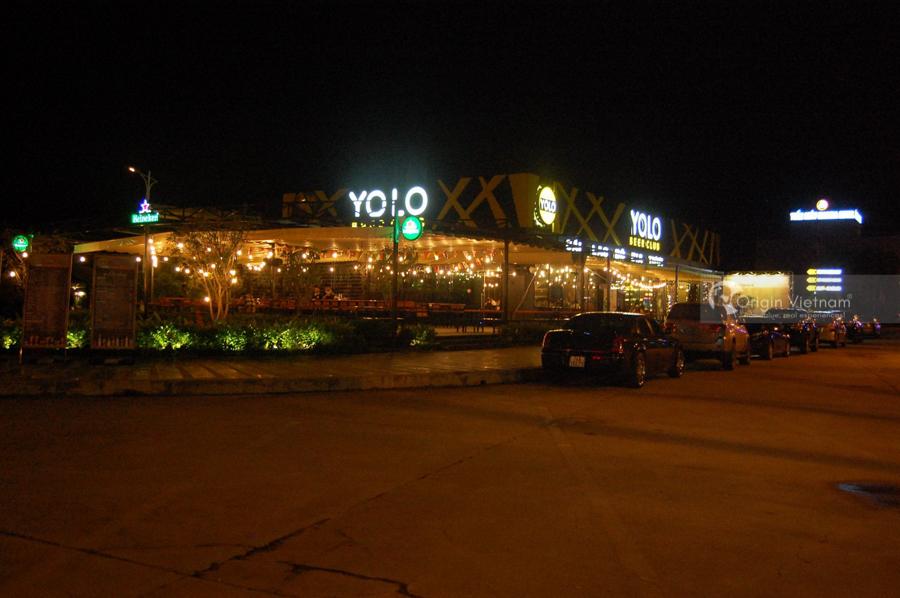 Yolo Beer Club Restaurant