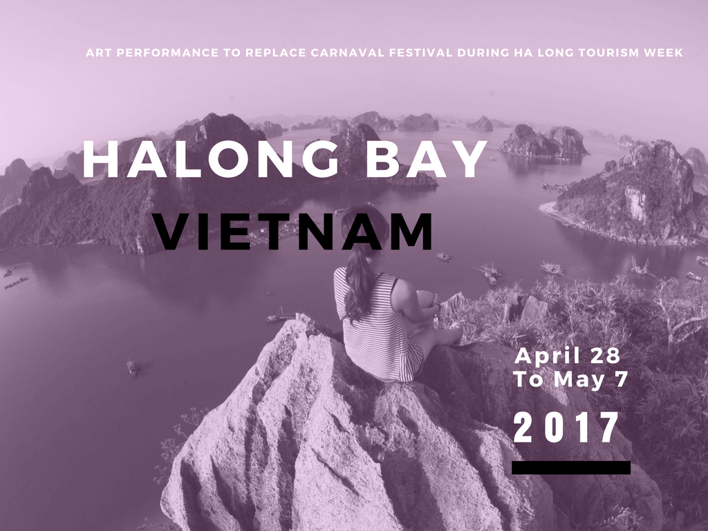 Impression up coming Carnival Halong 2017
