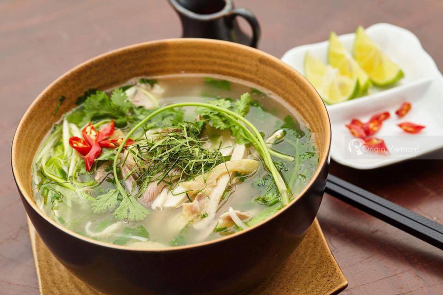 Recommend Noodle soup in Hanoi