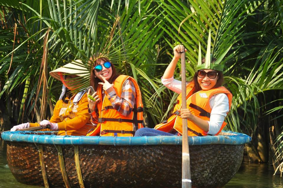 Cam Thanh Coconut village - Hoian