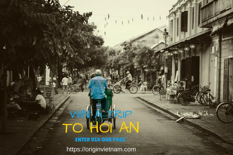 Win trip Hoian