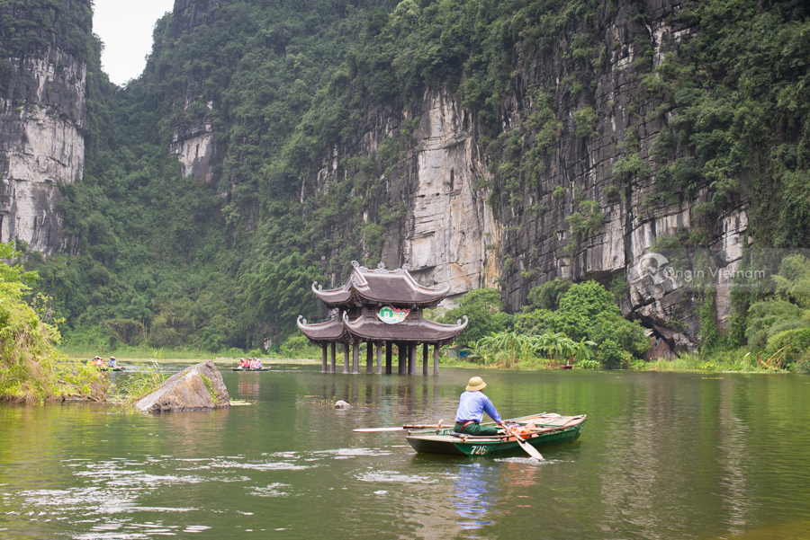 The beauty of Trang An tour