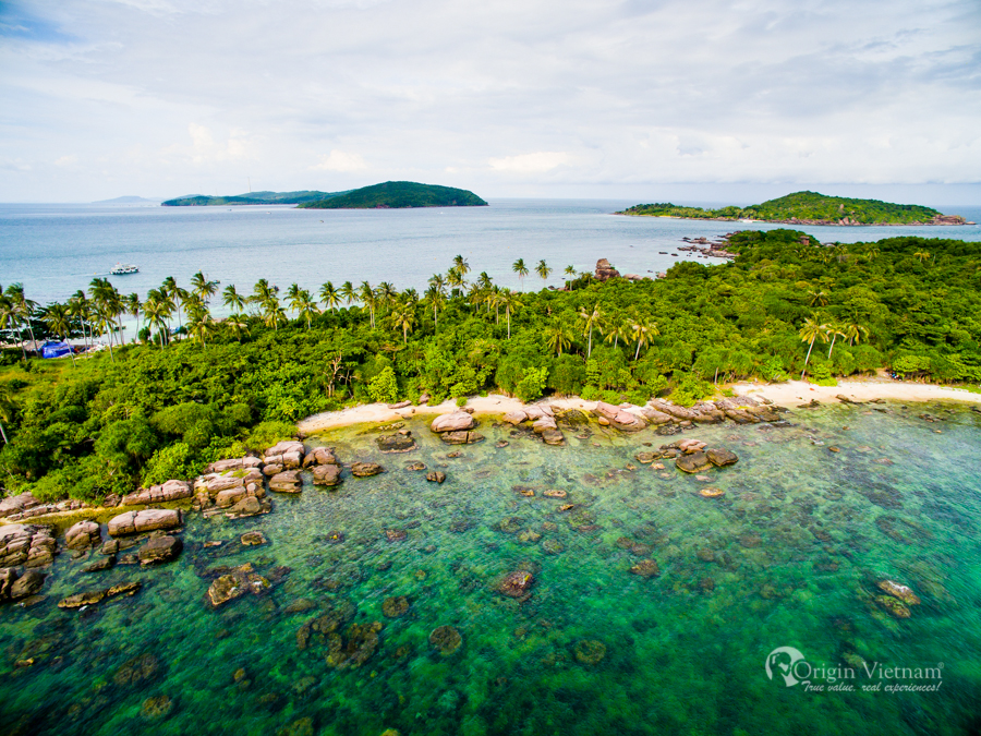 Phu Quoc listed amongst top 10 stunning Asian islands