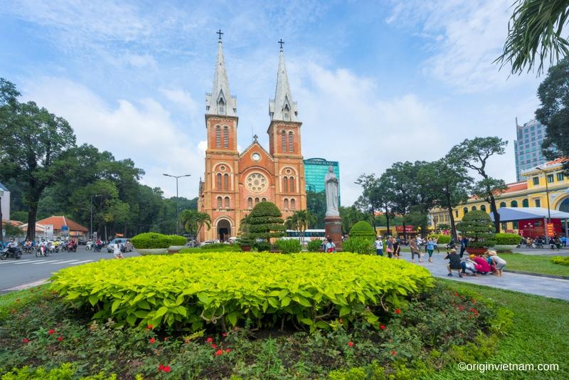 Saigon Notre - Dame Basilica