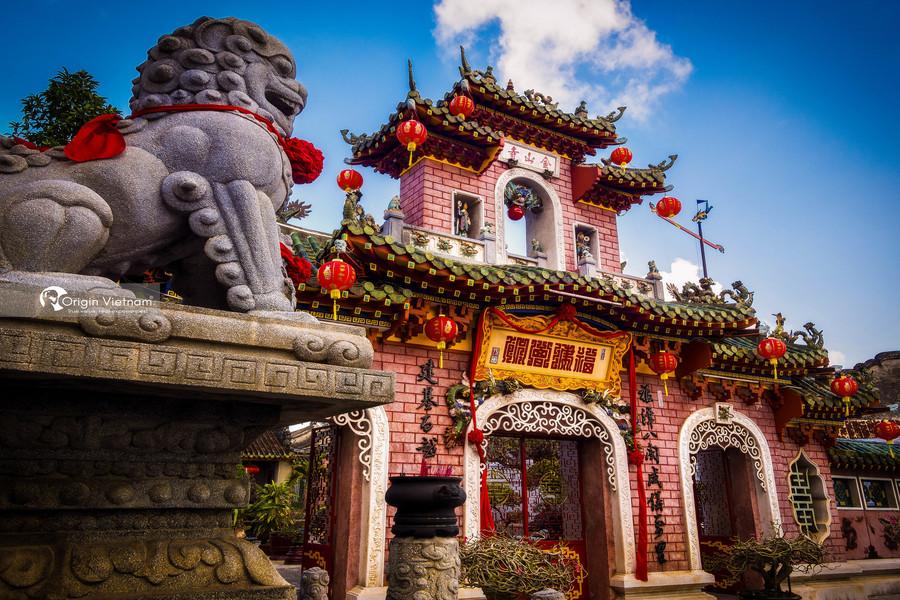 The Fujian Assembly Hall (Phuc Kien)