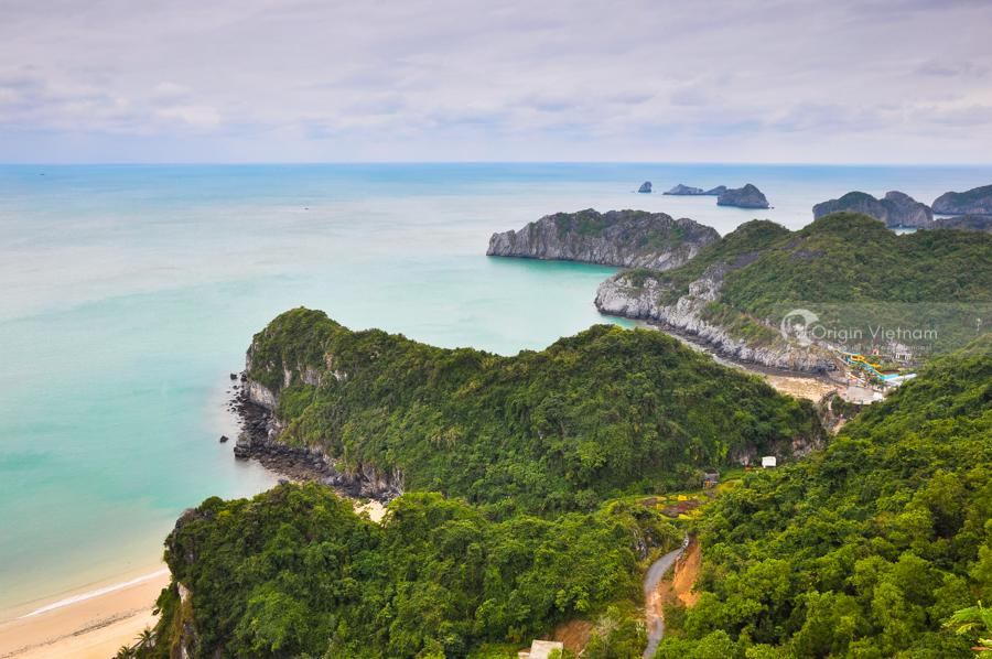 How the charming of Lan Ha bay?