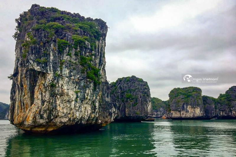 Escape Fire In Hanoi To Lan Ha Bay