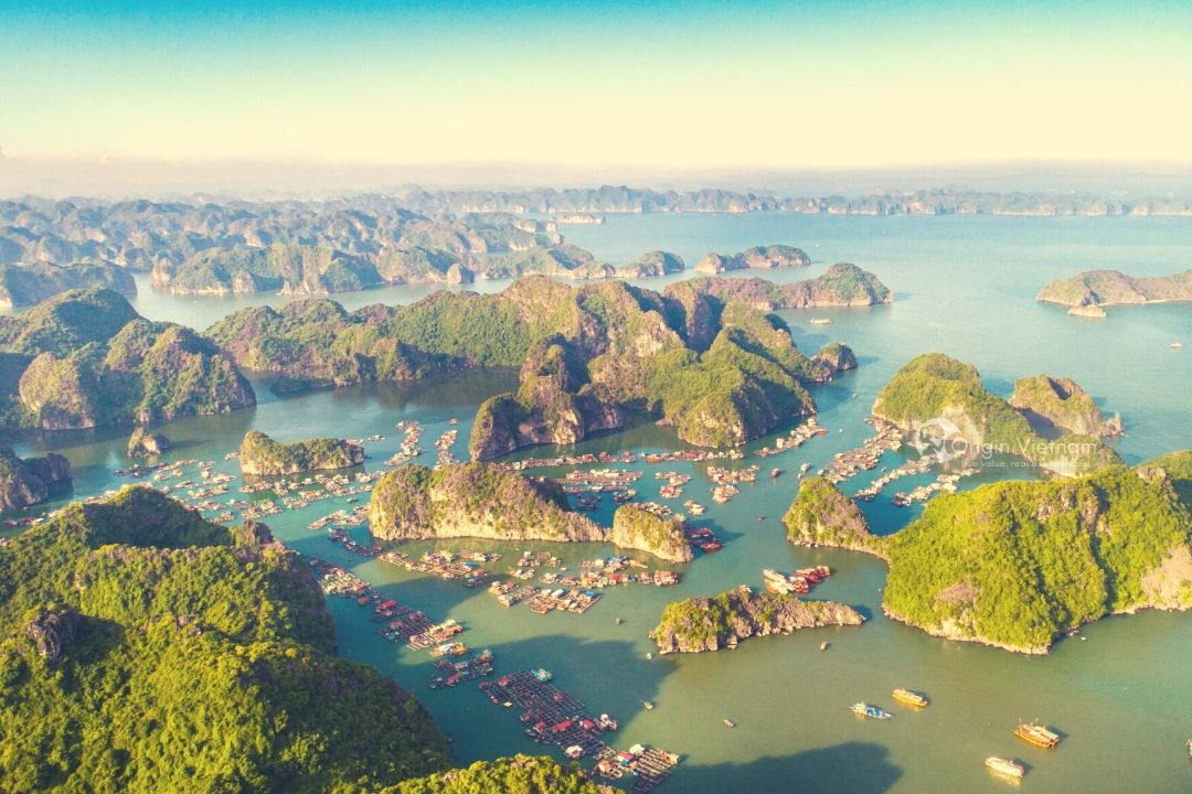 Lan Ha Bay Is Ranked Among The Most Beautiful In The World, ORIGIN VIETNAM