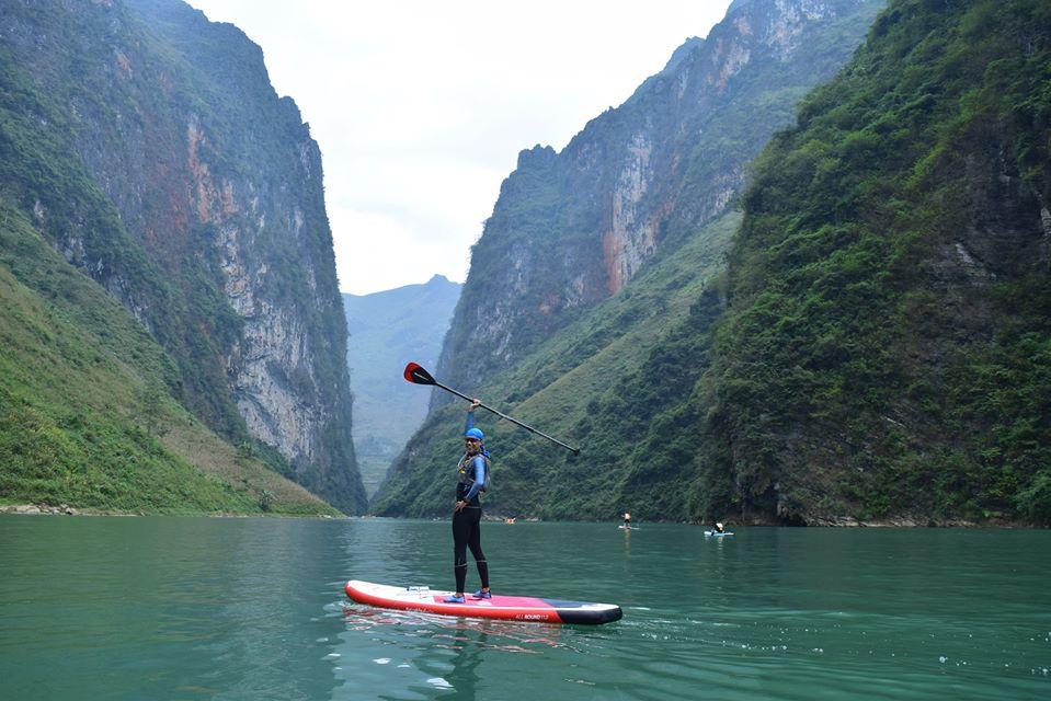 Top 7 Kayaking Spots In Vietnam, ORIGIN VIETNAM