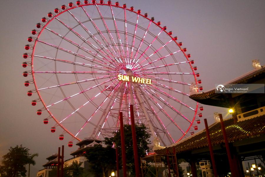 Asia Park - Sun Wheel - Top 8 Sightseeing In Da Nang