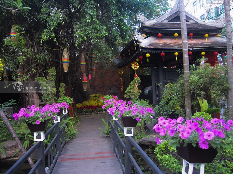 Truc Lam Vien Da Nang Garden Café
