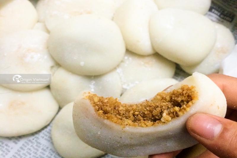 The cake of San Diu people