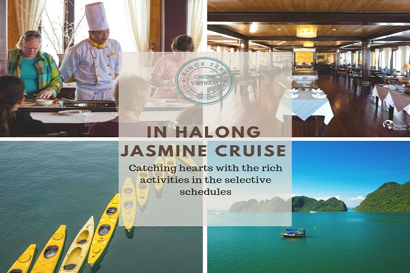 The Good Scents Of Vietnam Traditional Culture In Halong Bay