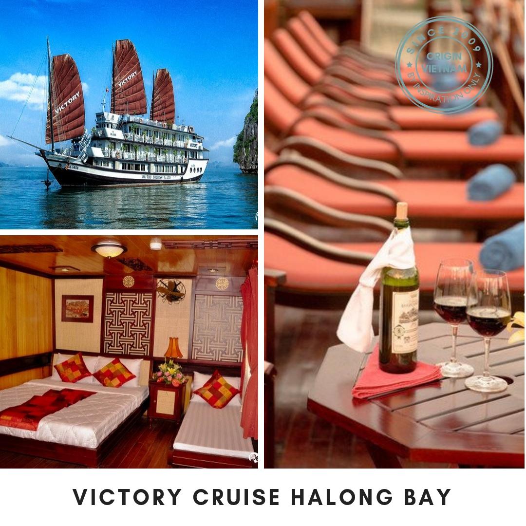 Victory Cruise Halong Bay
