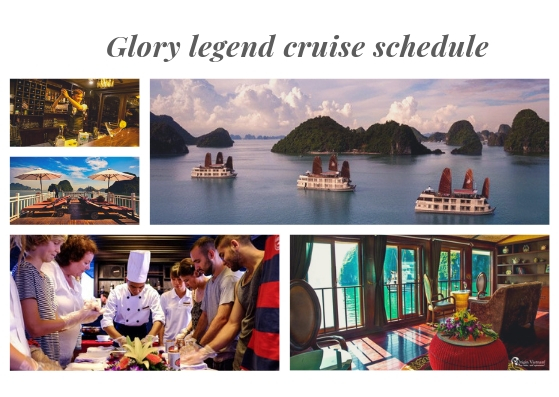 Glory Legend Cruise – Quality Choice To Adventure On Heritage Site