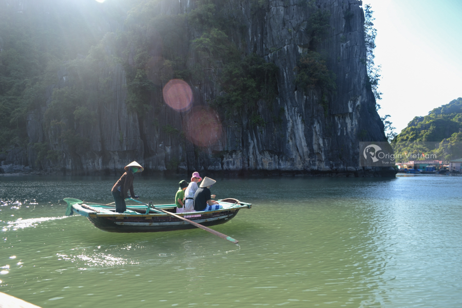 Halong Bay Cruise in September