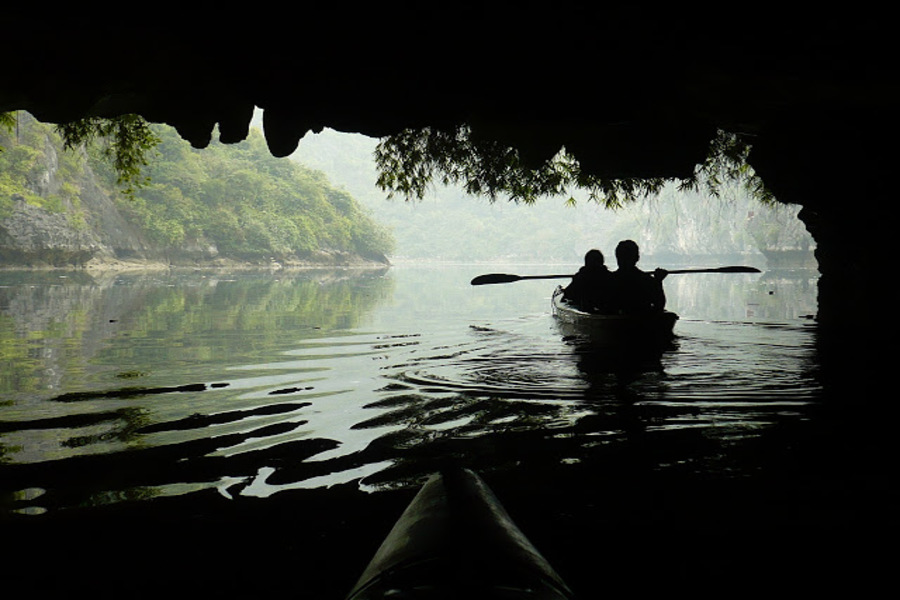 Halong Bay: On A Slow Boat Through Vietnam's Most Gorgeous Panorama
