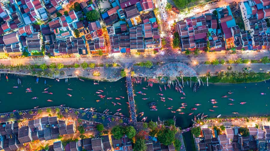 The Beautiful Beauty Makes Hoi An The Number One Destination In The World