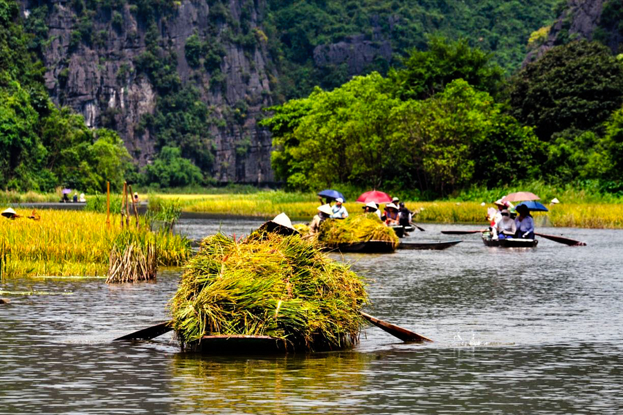 Tam Coc - Bich Dong