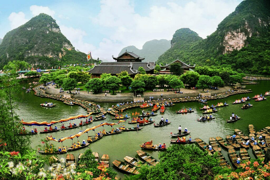 Trang An Ecological Tourist Area