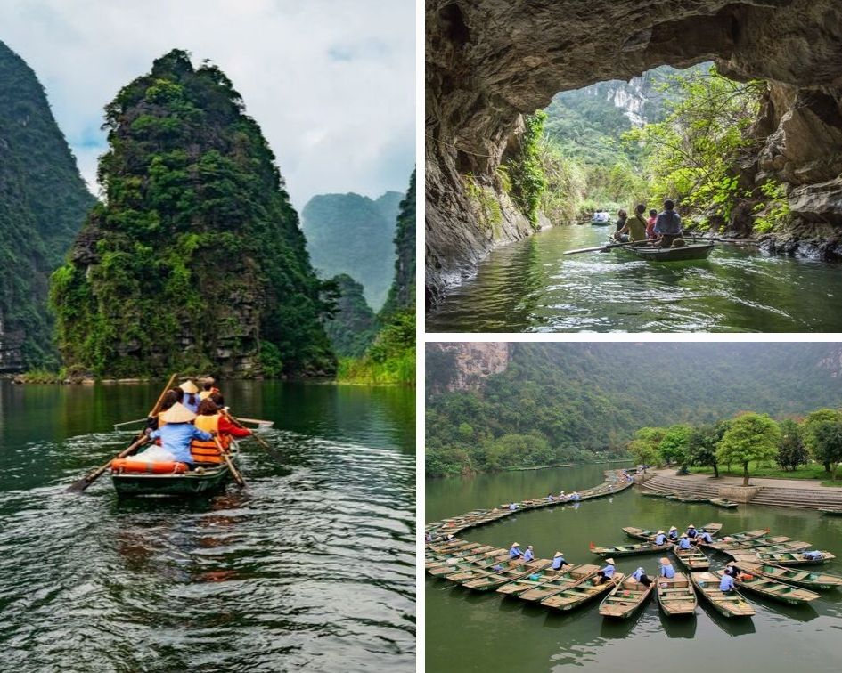 Discover Travel Beauties Of Ninh Binh In 48 Hours