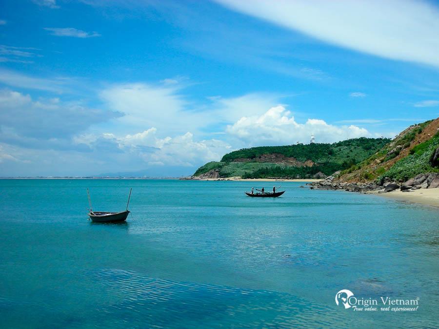 tra co beach   Halong Bay tra co beach