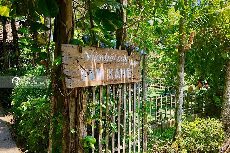 Vam Xang Tourist Area