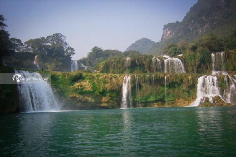 Ban Gioc Waterfall, ORIGIN VIETNAM