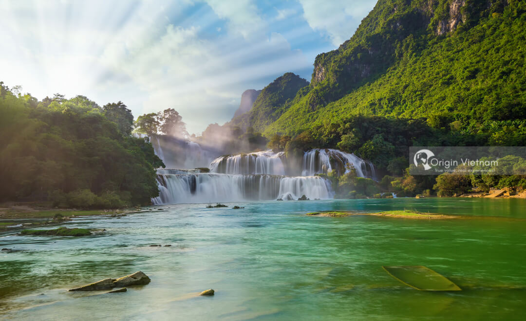 9 Destinations in Cao Bang Global Geopark