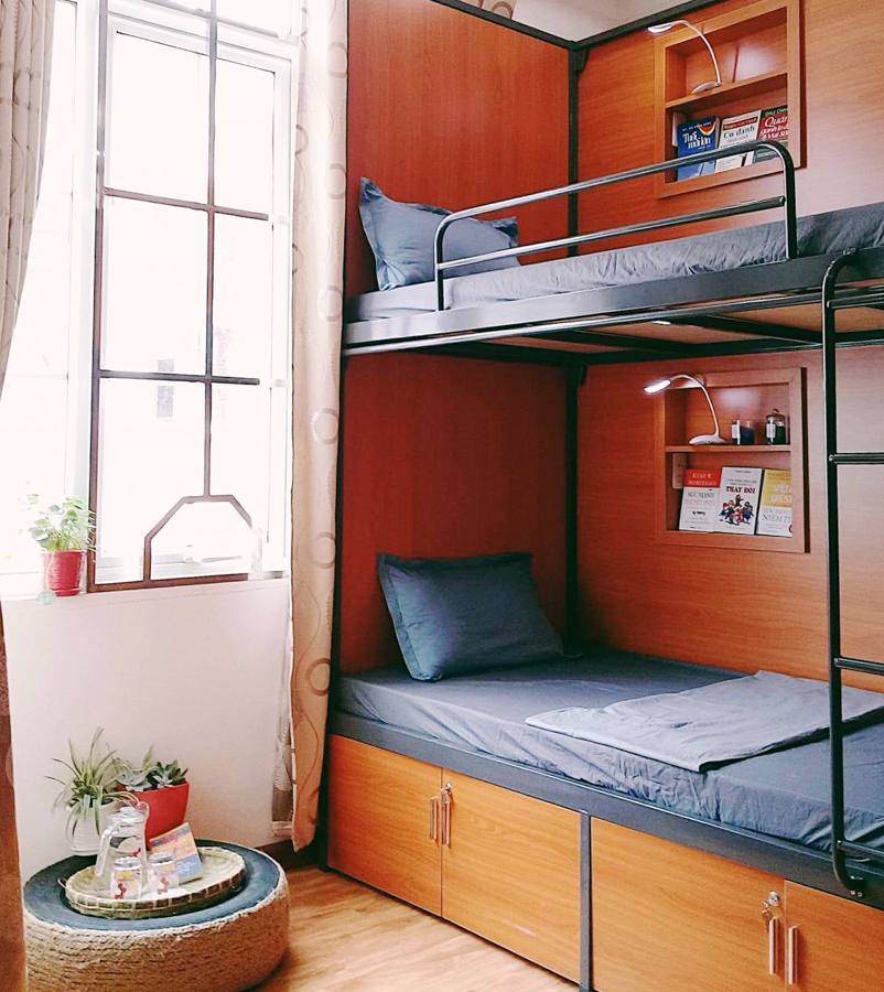 Dorm at Homestay Cao bang
