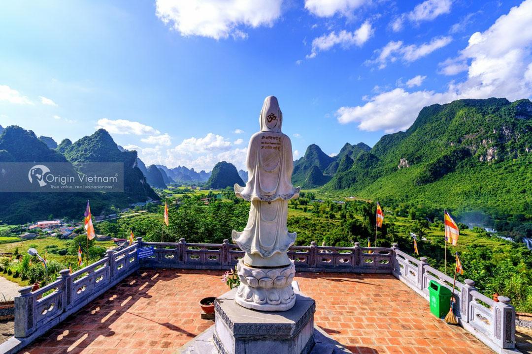 Phat Tich Truc Lam Ban Gioc Pagoda