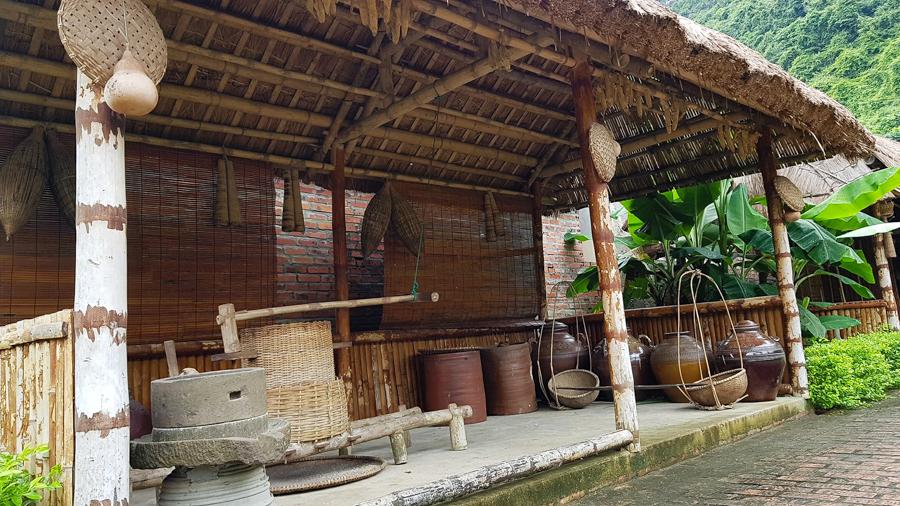 image at Viet Hai fishing village