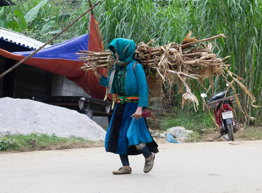 Hmong in Cam Son Mountain