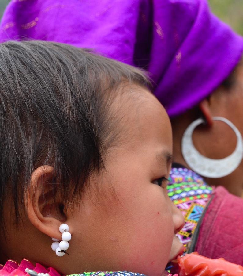 Hmong in Dong Van Karst Plateau