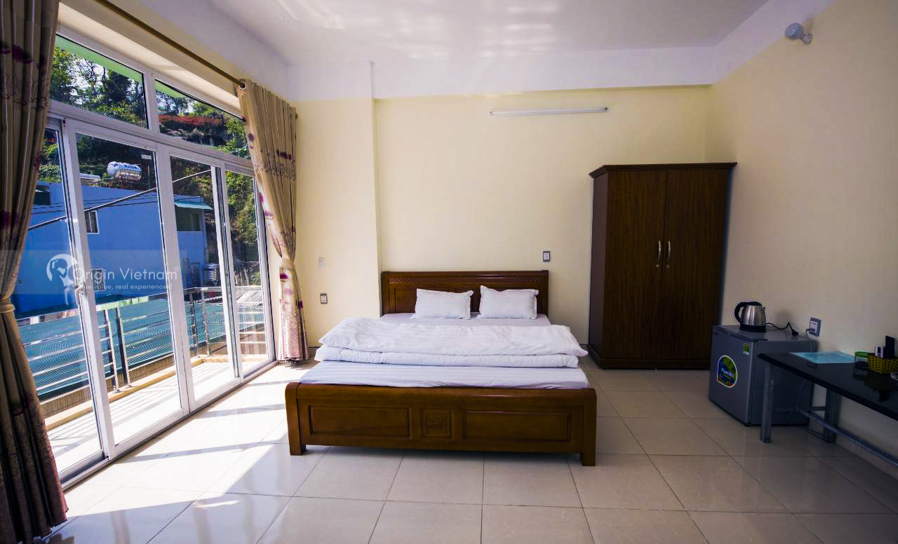 Homestay in Hoang Su Phi