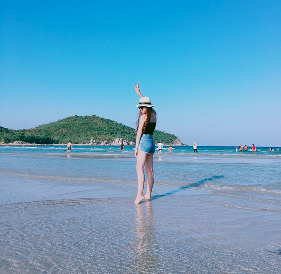 Welcome to Binh Ba Island