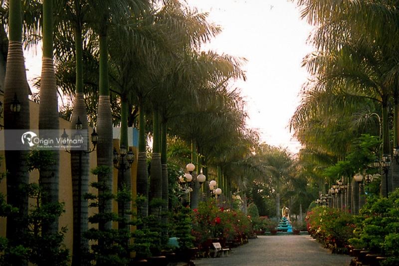 Binh An Ecotourism Area