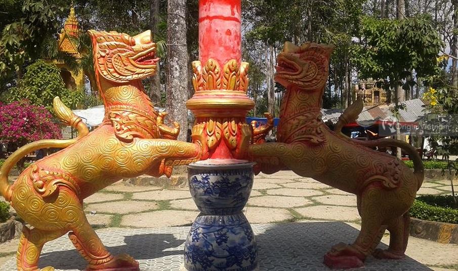 Sa Lon Pagoda