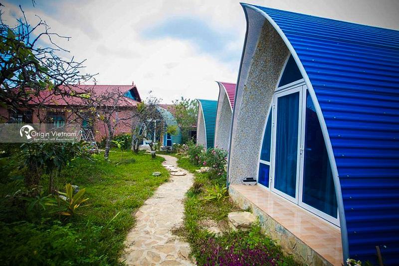 Homestay in Moc Chau