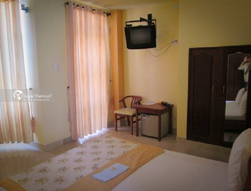 Accommodation in Mu Cang Chai
