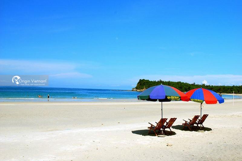 Minh Chau Beach, ORIGIN VIETNAM